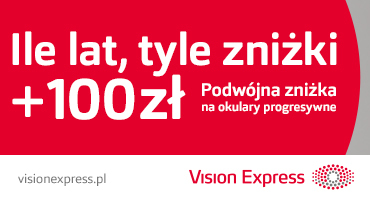 Promocja w Vision Express