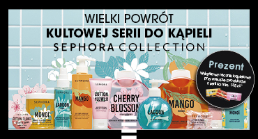 Sephora Collection do kąpieli