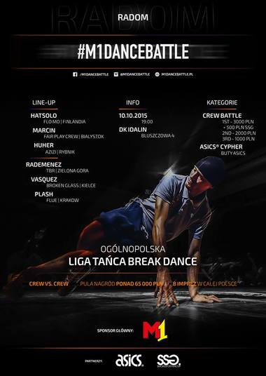 M1DanceBattle Radom