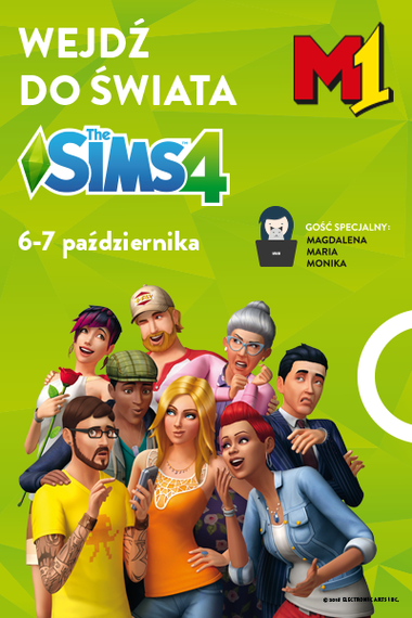 Świat The SIMS™4