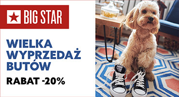 20% rabatu w BIG STAR