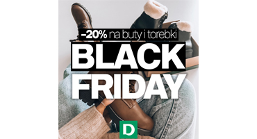 Black Friday w Deichmann!
