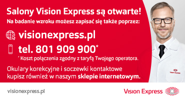 Salon Vision Express otwarty