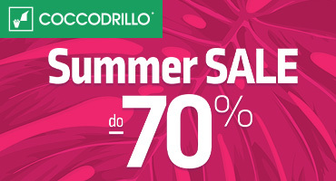 Summer Sale w Coccodrillo!